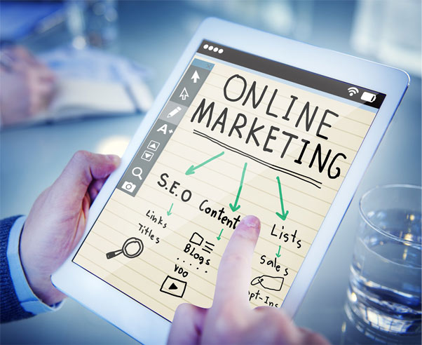Descubrir las ventajas y soluciones del marketing online